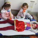 montessori mullingar kids playing doctors and nurses