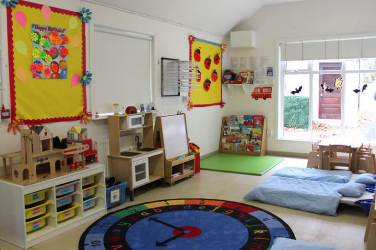 class room for preschool in mullingar