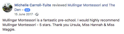 Mullingar-Montessori-facebook-review-1-